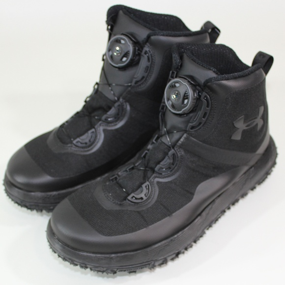 ALL SIZES Under Armour Fat Tire GORE-TEX® Black Hiking//Tactical Boots 1262064